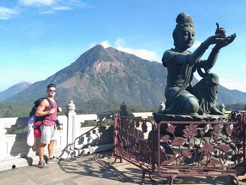 Tian Tan Buddha Views