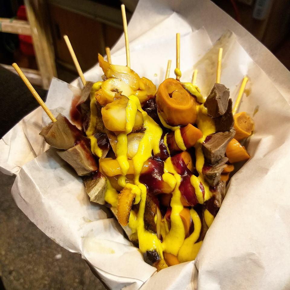 hong kong snacks