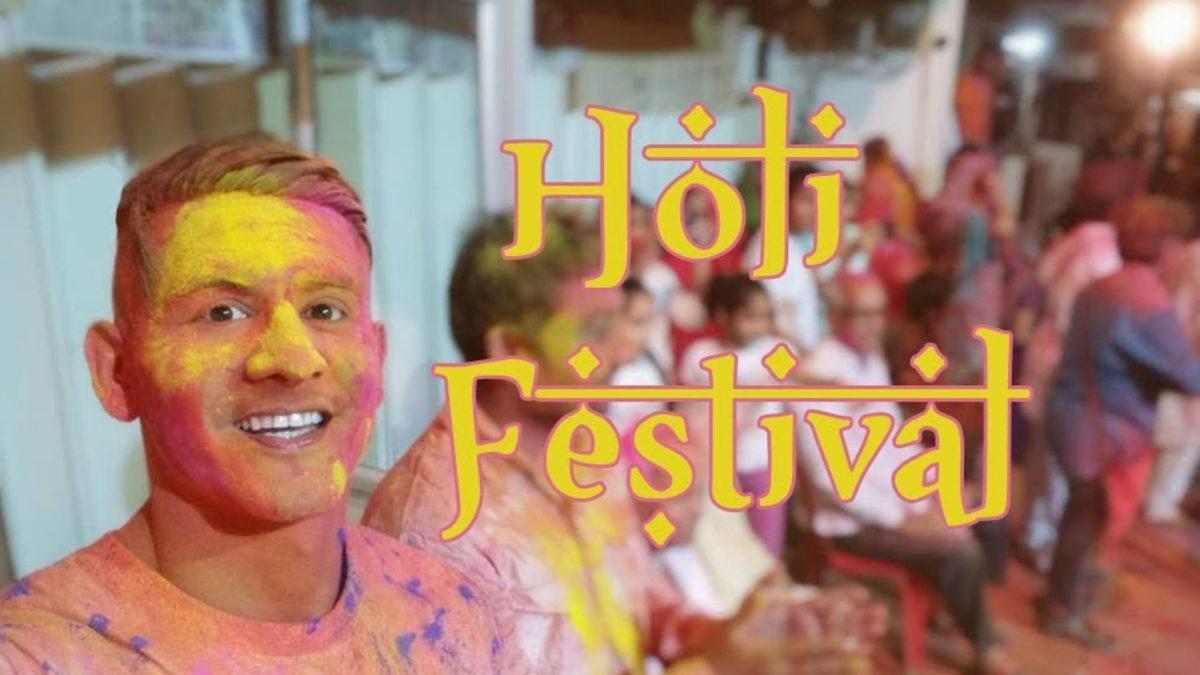 holi festival, Holi Festival of Colors