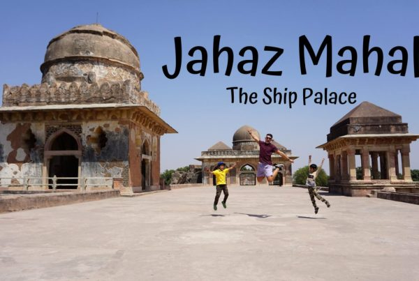 jahaz mahal mandu ship palace
