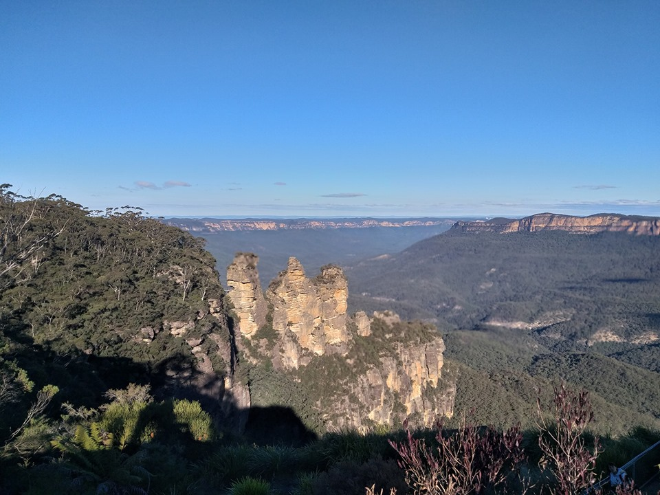 Three Sisters Blue Mountains, Three Sisters