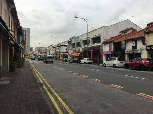 Altstadt Singapur
