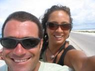 Road trip around Bonaire.