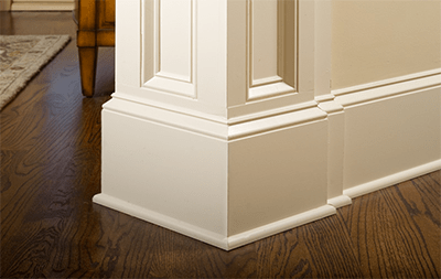 Baseboard molding nomadic decorator - Best way to soundproof interior walls ...
