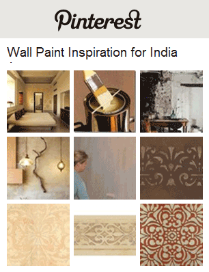 Wall Paint Stencil Inspiration for India