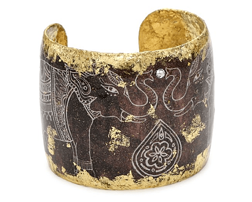 Evocatuer-Voyages-Elephant-Cuff