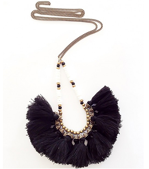 Table Tonic Tassel Necklace