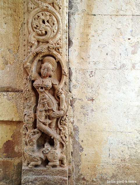 Bhoga Nandeeshwara Temple Near Nandi Hills in Karnataka