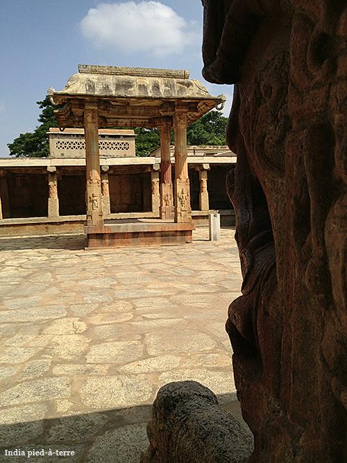 Nandi Hills Bhoga Nandeeshwara Temple