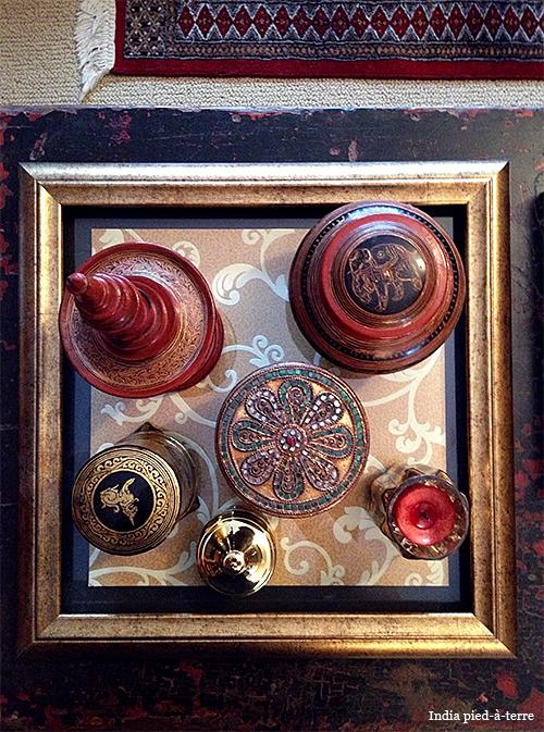 Burmese Lacquerware Boxes