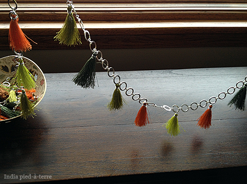 Make a Tassel Garland