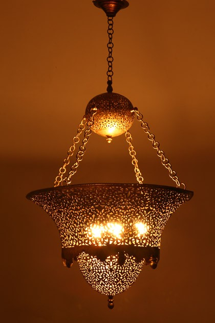 Moroccan Lamp at Arastan