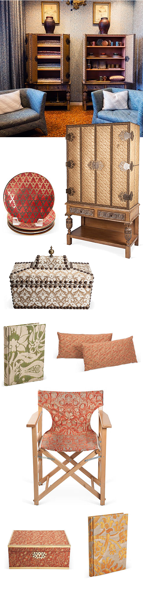 Fortuny Fabric Favorites