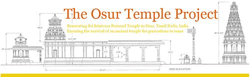 Osur Temple Renovation