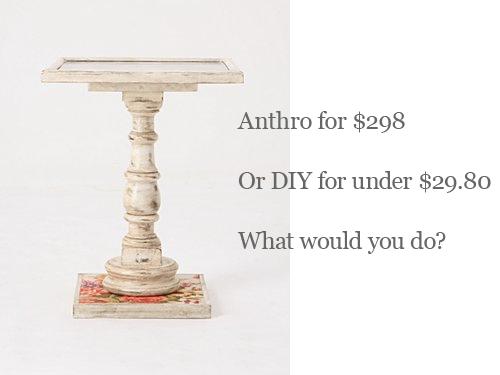 Buy or DIY