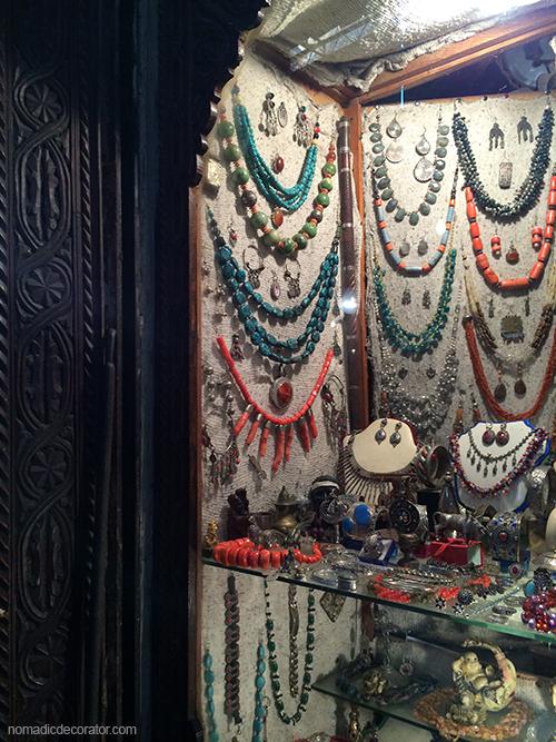 Marrakech Souk Jewelry