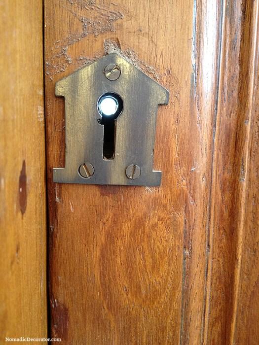 Skeleton Key Lock