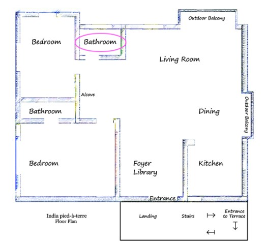 Chennai Apartment Floor Plan