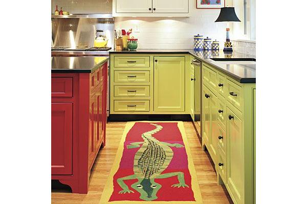 Rugs In Kitchens Nomadic Decorator