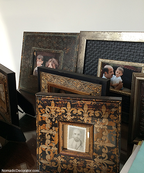 Morocco Picture Frames