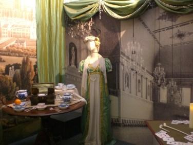 Period Clothing inside the Jane Austen centre