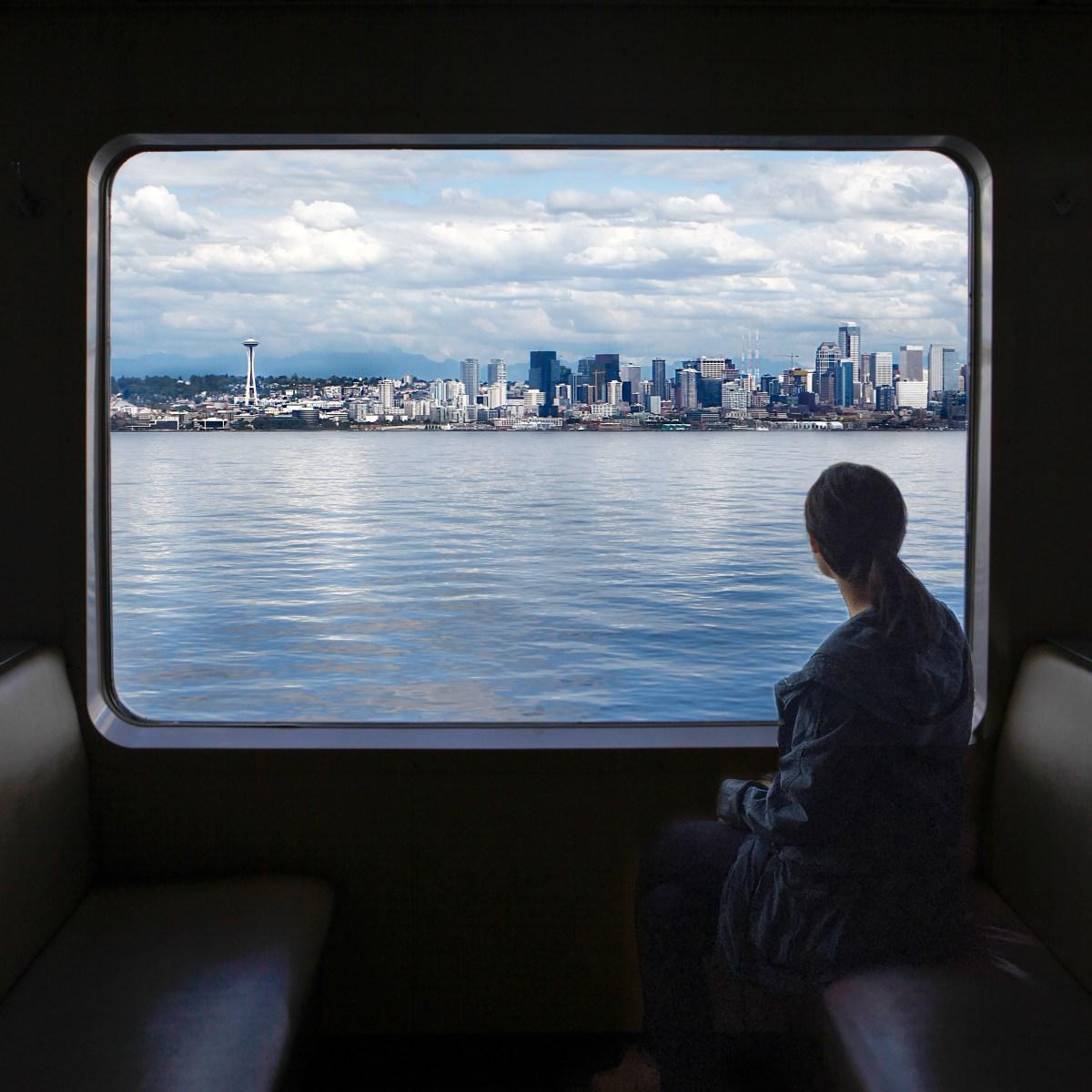 Seattle Bainbridge Ferry