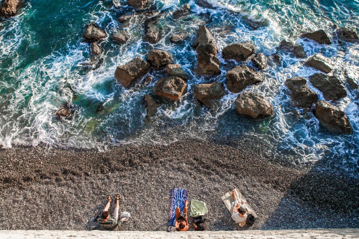 Nomadic Fare in Nice, France