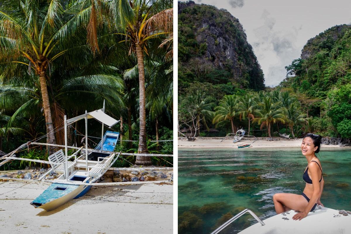 Nomadic Fare in El Nido, Palawan, Philippines
