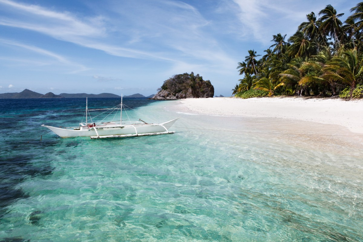 Nomadic Fare in Linopacan Islands, Palawan, Philippines