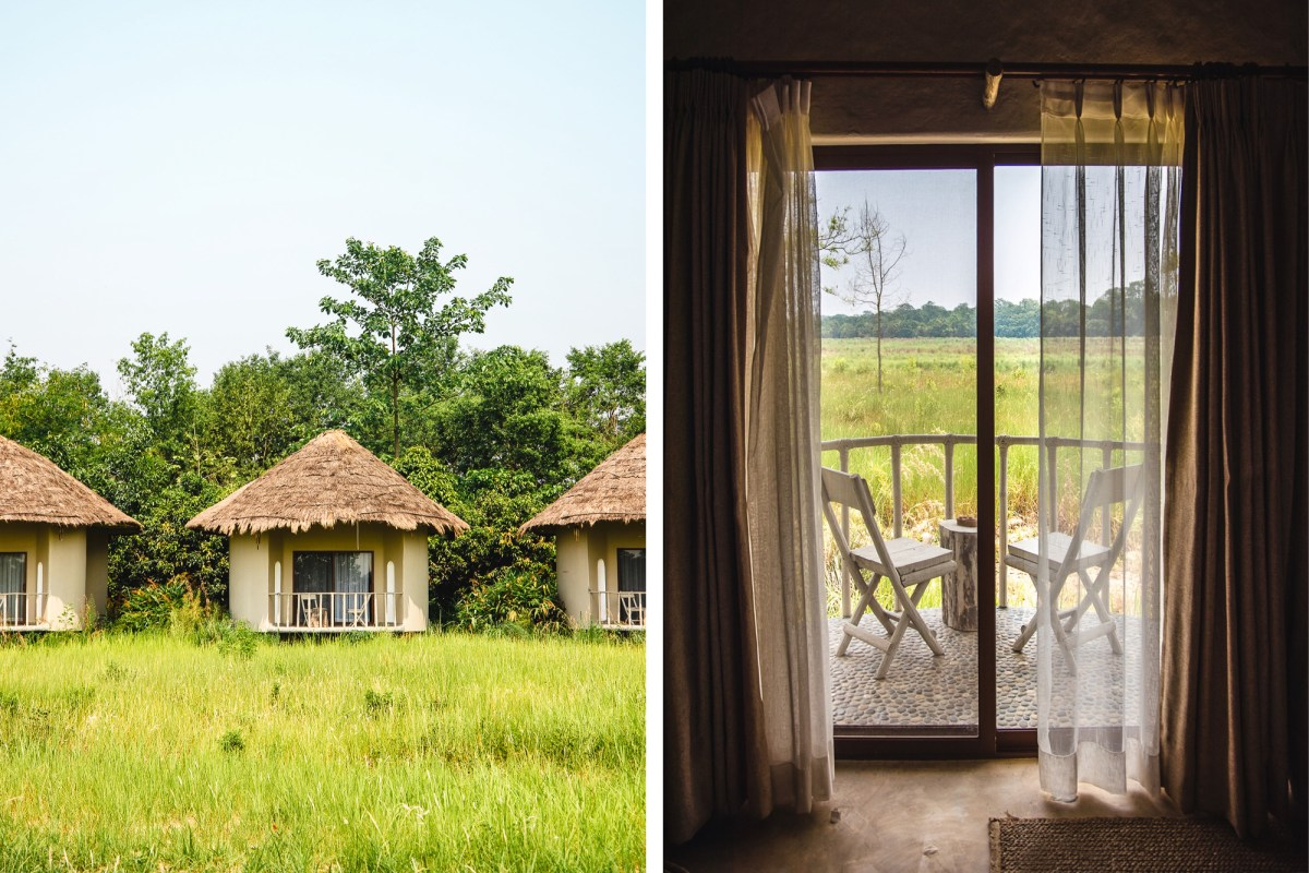Villa at Barahi Jungle Lodge
