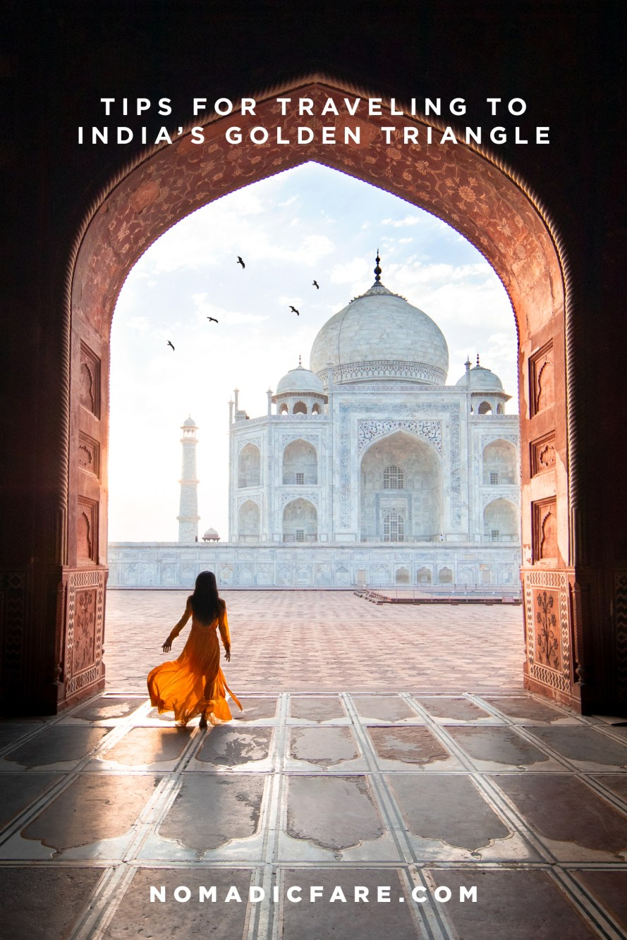 Nomadic Fare in Taj Mahal, India Pinterest