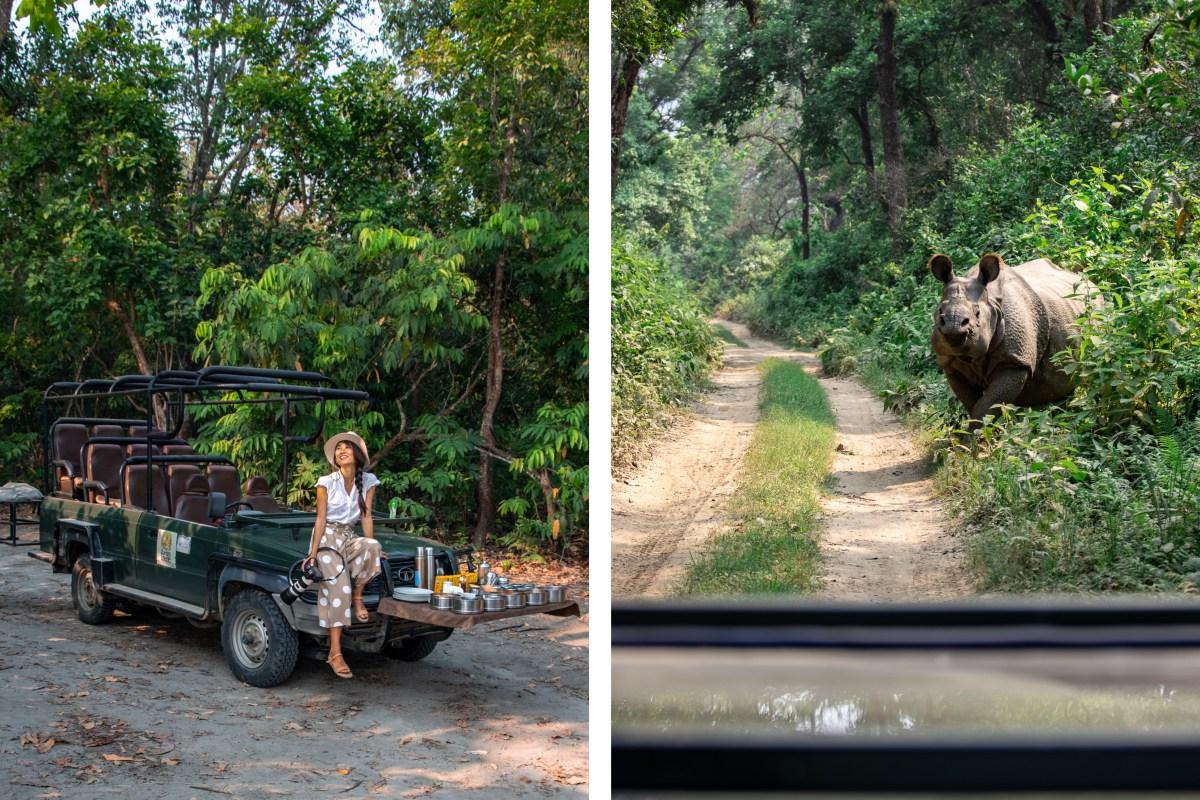 Barahi Ecolodge in Chitwan National Park