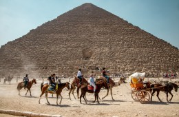 Nomadic Fare in Egypt