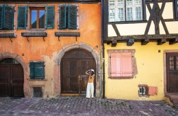 Canon and Nomadic Fare in Alsace, France