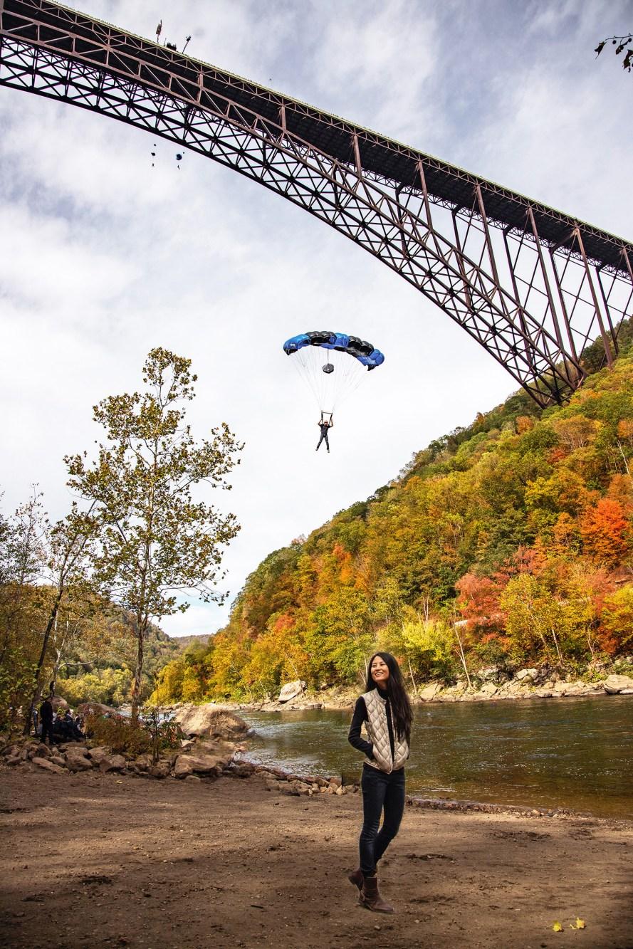 Nomadic Fare in West Virginia
