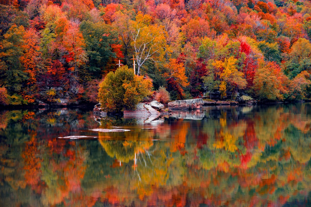 The Perfect Fall Getaway to West Virginia - Nomadic Fare • Female Travel &  Lifestyle Blog