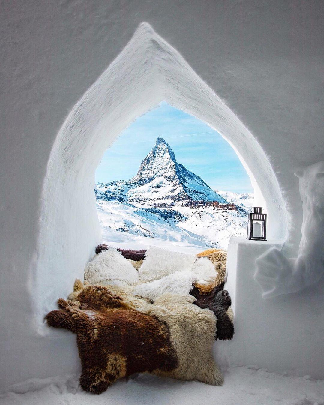 Igludorf Hotel in Zermatt