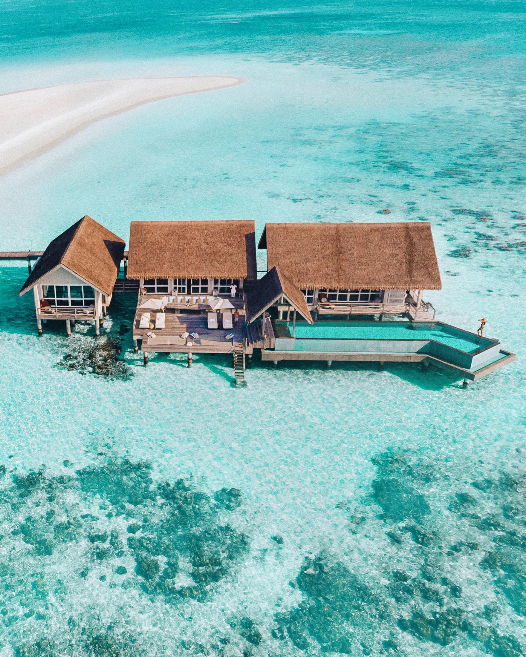 Four Seasons Voavah Private Island Maldives