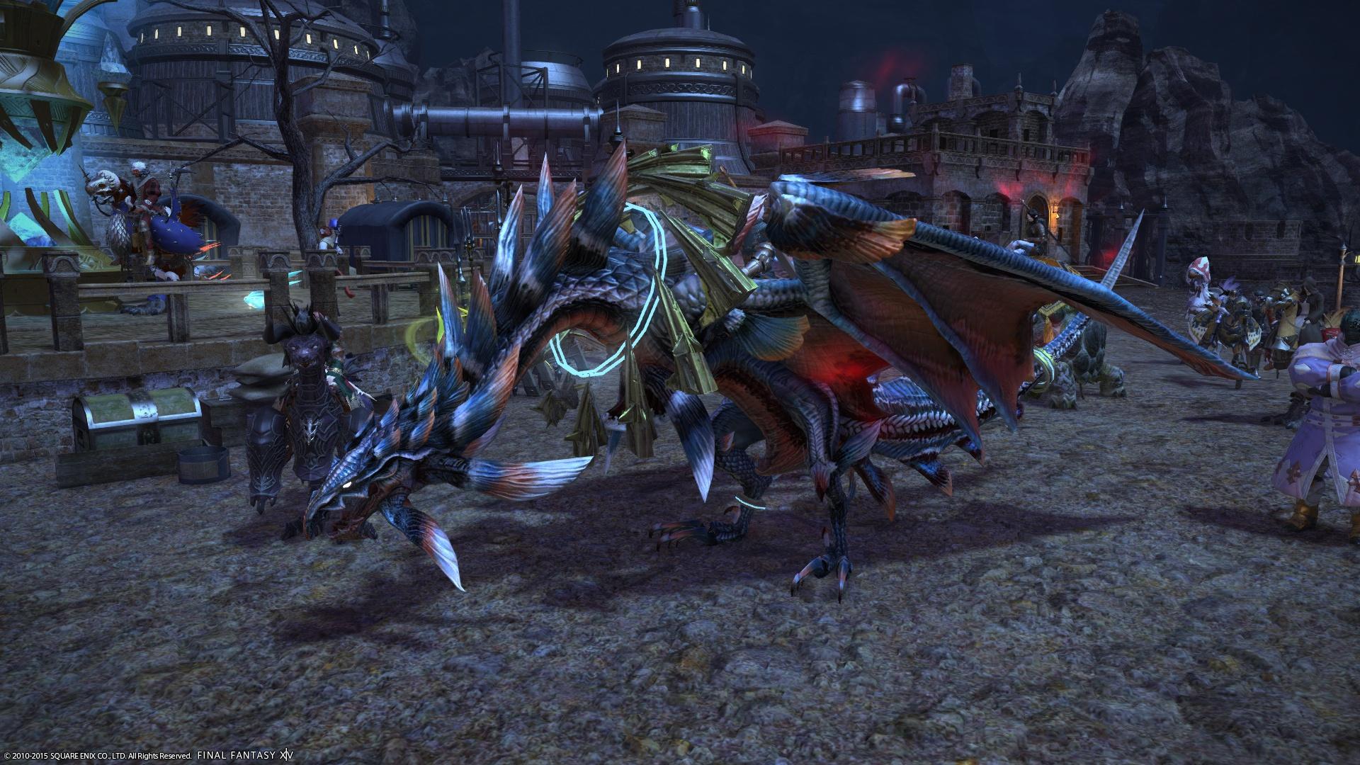 Final Fantasy XIV Nomadic Gamers Page 8