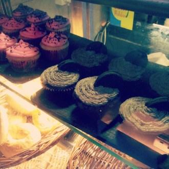 Black & White – Oreo Cupcakes