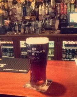 smitchwicks red ale
