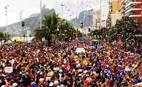 rio street parties