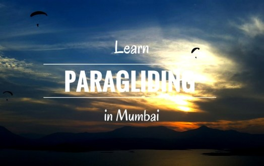 FLY – Learn Paragliding Near Mumbai