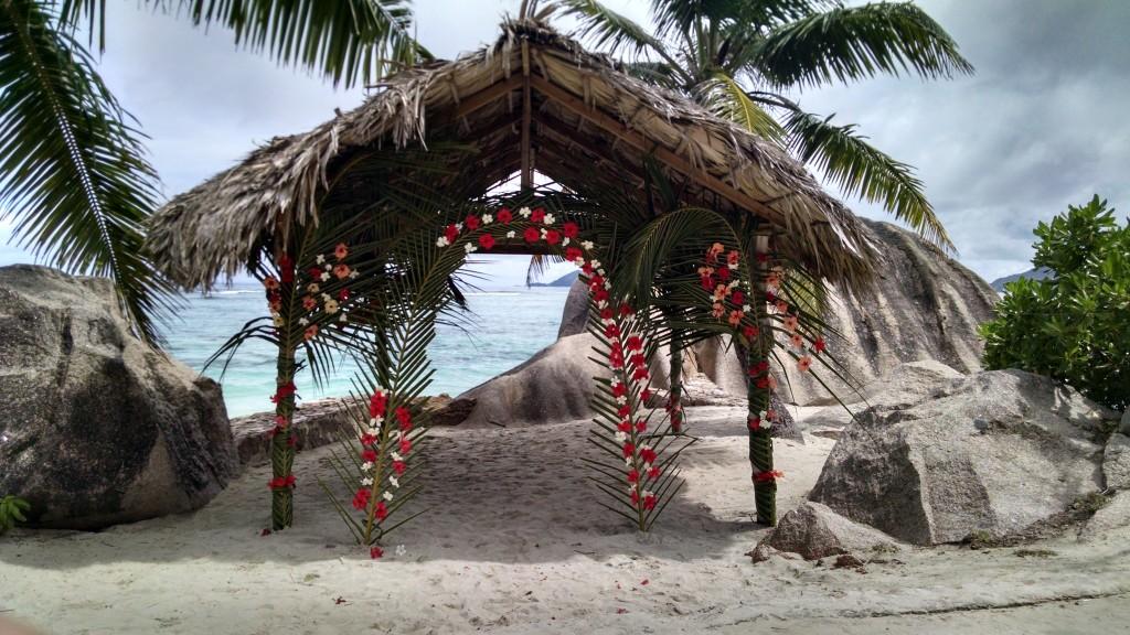 Honeymoon, La Digue, Seychelles