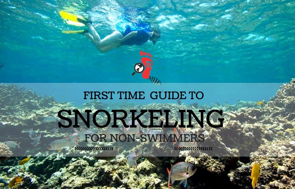 A First Time Snorkeling Guide for Non-Swimmers