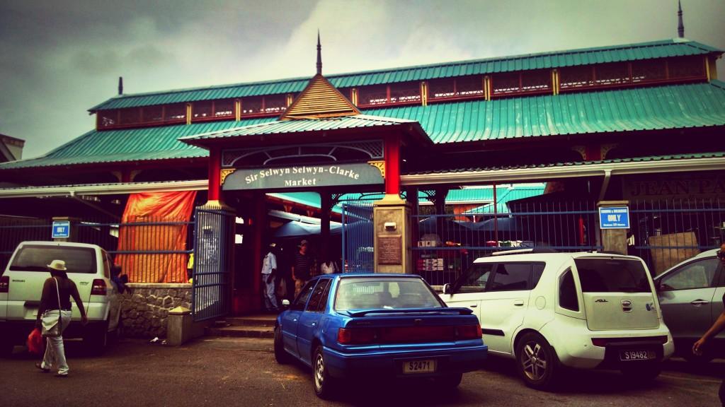 Sir Selwyn Selwyn-Clarke Market, Victoria