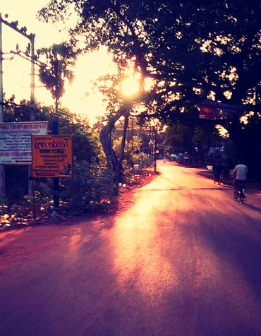 Auroville Road