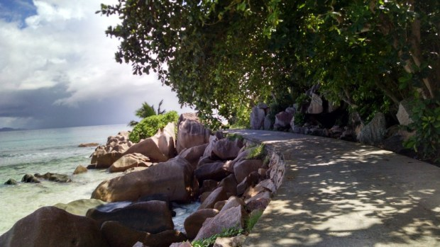 La Digue, Budget Travel to Seychelles