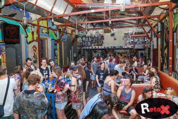 Retox Bar, Budapest Party Hostels