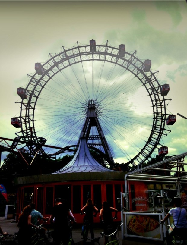 What to do in Vienna - Prater Park